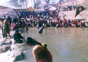 Festivals in Nepal: Maghe Shacranti