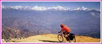 Biking Adventure in the Western Nepal