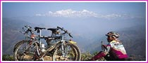 Exotic Kathmandu Valley Mountain Biking