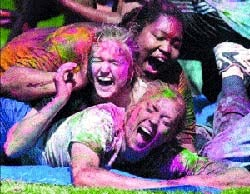 Festivals in Nepal: Holi