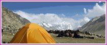 Everest Advanced Base Camp Treks in Tibet
