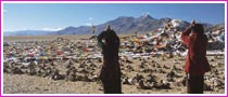 Everest Base Camp Trekking in Tibet