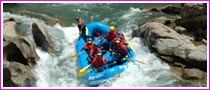 White Water Rafting Tibet